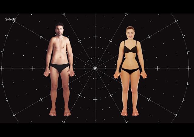 El aspecto que podrían tener los humanos del futuro