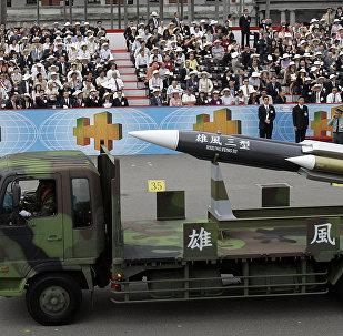 Un misil chino (archivo)