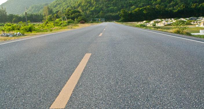 Carretera (imagen referencial)