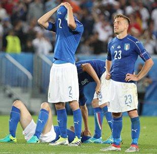 Jugadores de Italia