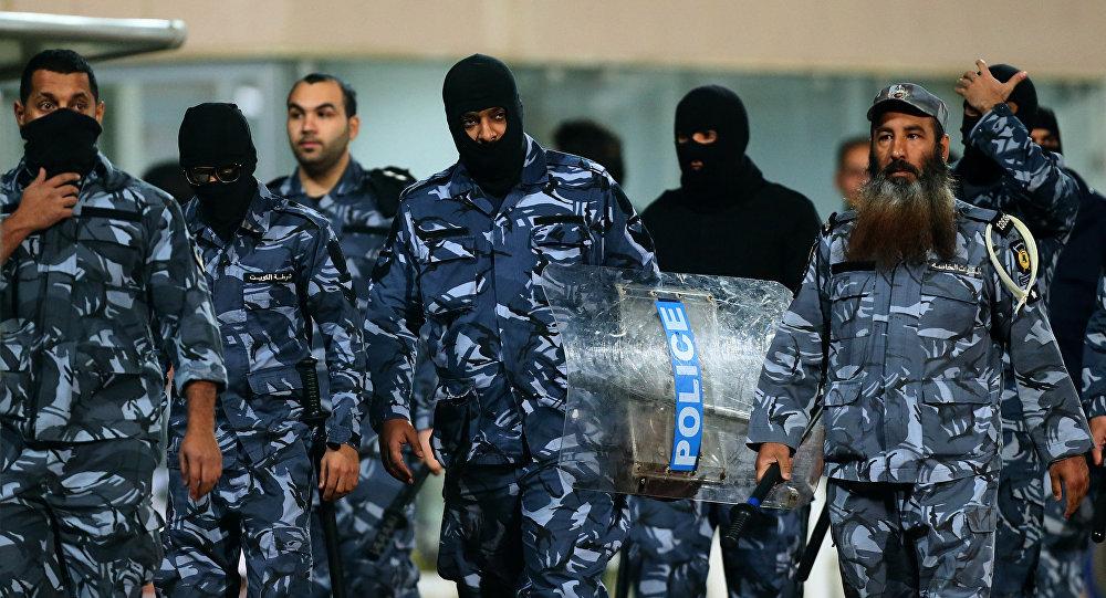 Policía de Kuwait