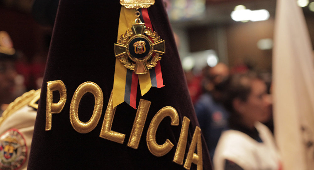 Policía de Ecuador