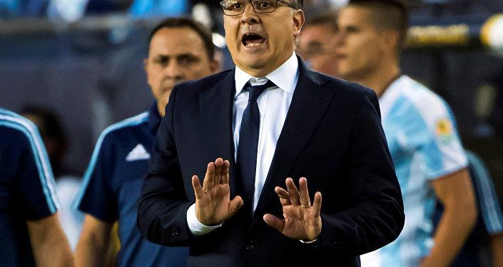 Gerardo 'Tata' Martino