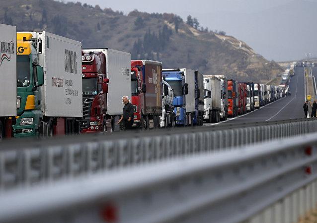 Camiones (Archivo)