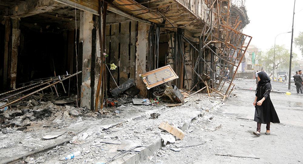 Ascienden a 250 los muertos por el atentado en el centro de Bagdad