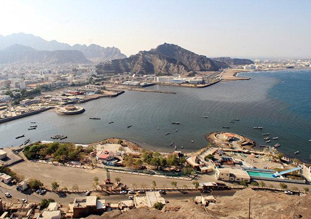 Ciudad de Adén, Yemen