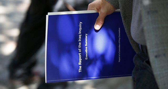 El informe británico sobre la guerra de Irak