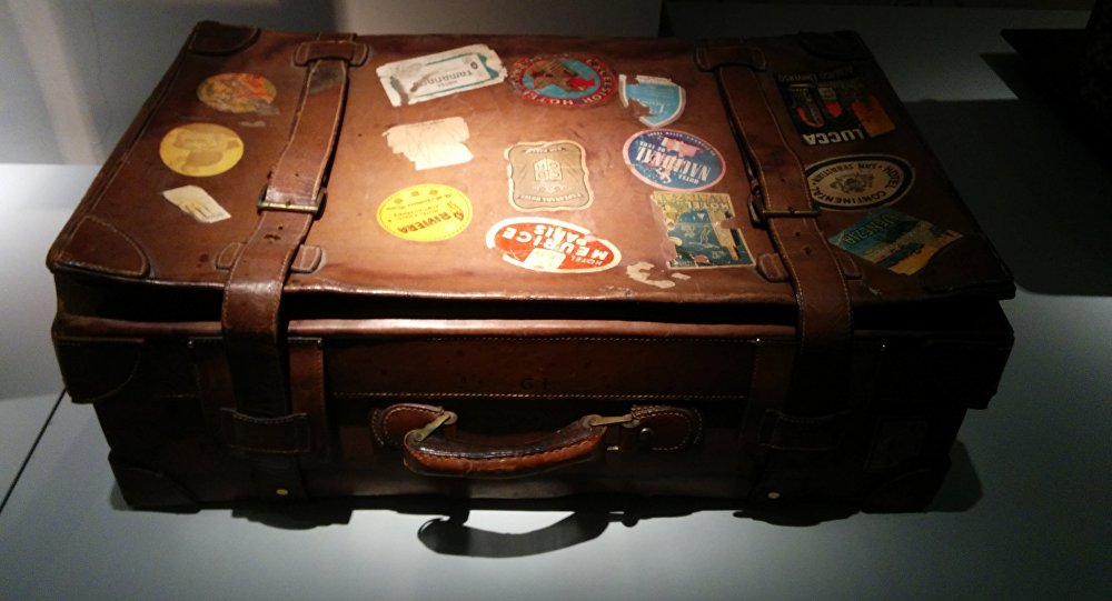 Una maleta (imagen referencial)
