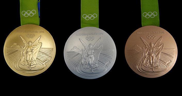Las medallas olímpicas de los JJOO de Río-2016