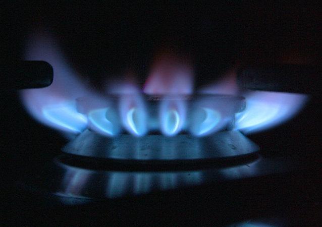 Estufa de gas (imagen referencial)