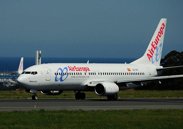 Boeing 737-800  de AirEuropa