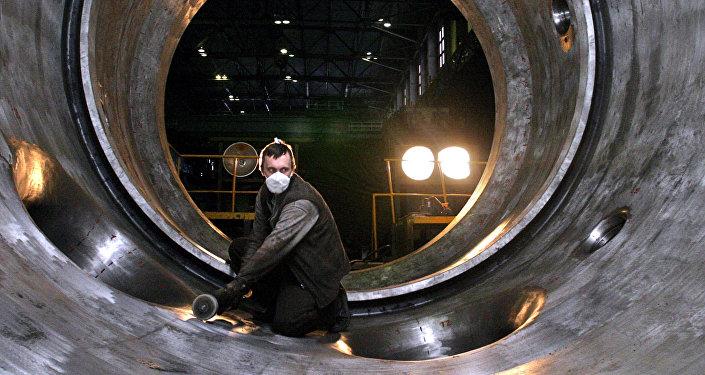 Reactor de la central nuclear de Kudankulam (archivo)