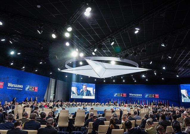 La cumbre de la OTAN (archivo)