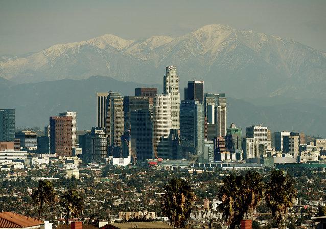 Los Ángeles, EEUU (archivo)