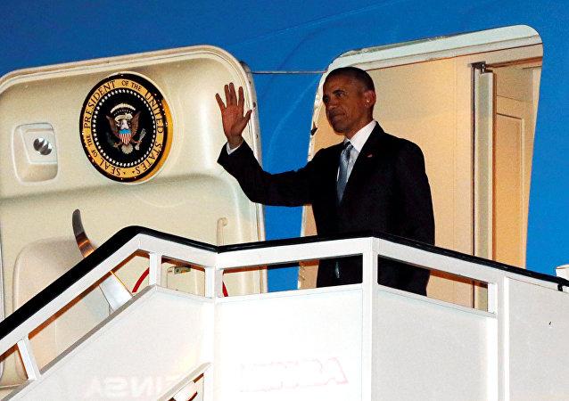 Visita de Barack Obama a España, el 9 de julio de 2016
