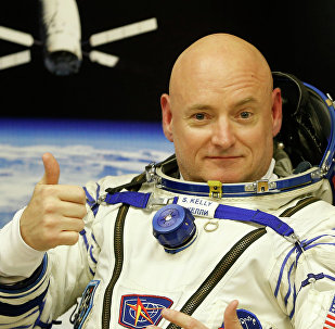 Scott Kelly, astronauta de la NASA