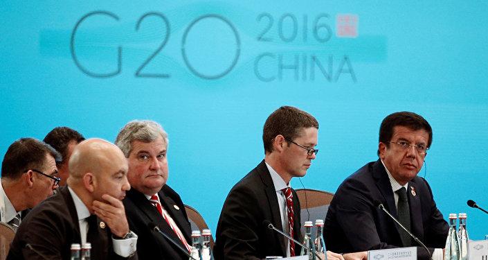 Cumbre del G20, 9 de julio de 2016