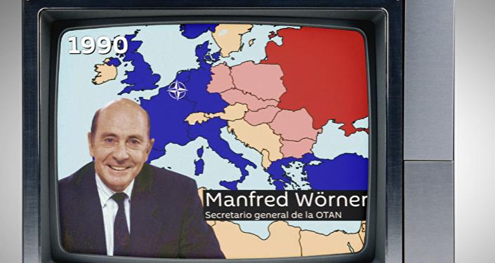 Breve historia sobre las relaciones entre Rusia y la OTAN