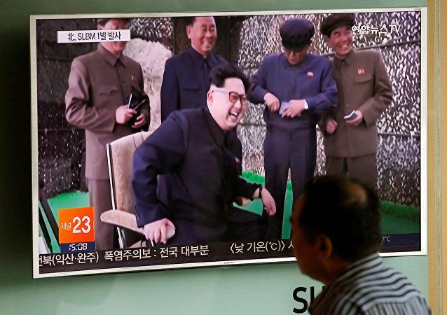 Los medios surcoreanos informan sobre el lanzamiento de un misil balístico norcoreano