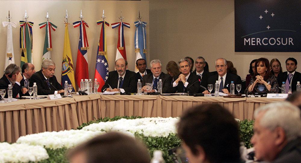Reunión del Mercosur (archivo)