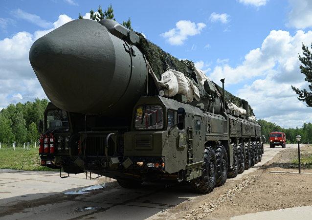 RS-24 Yars, complejo de misiles balísticos
