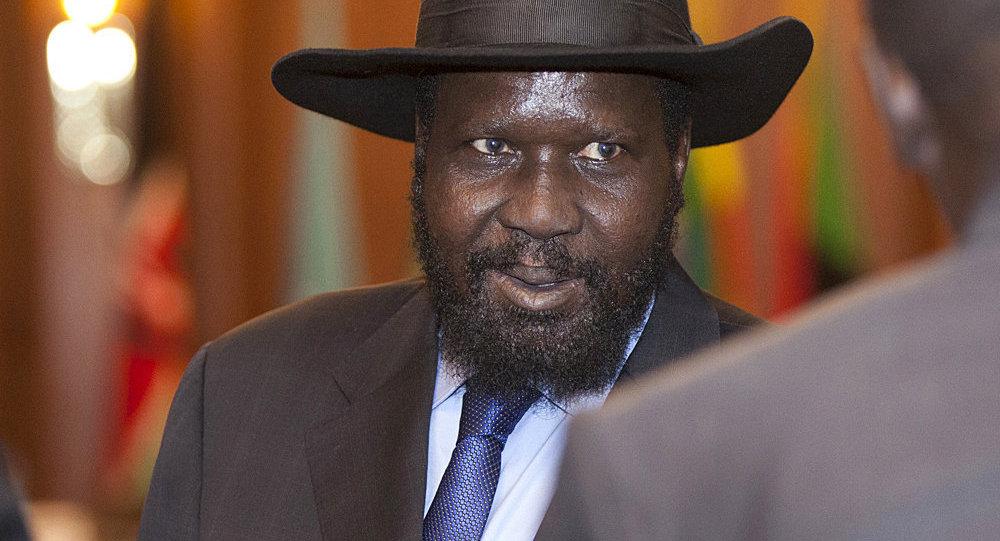 Salva Kiir, el presidente sursudanés