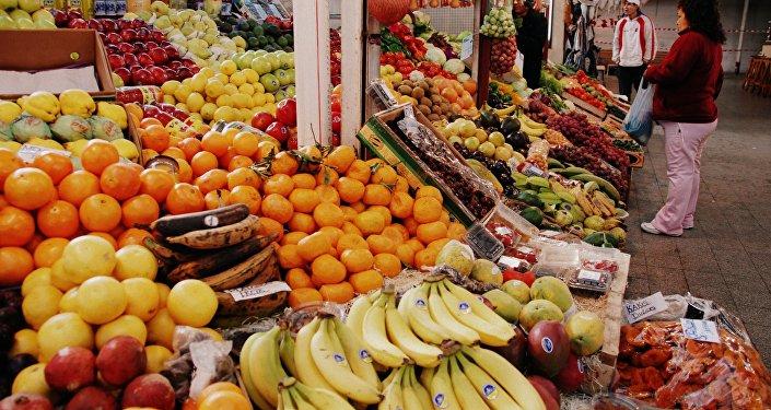 Frutas, Argentina