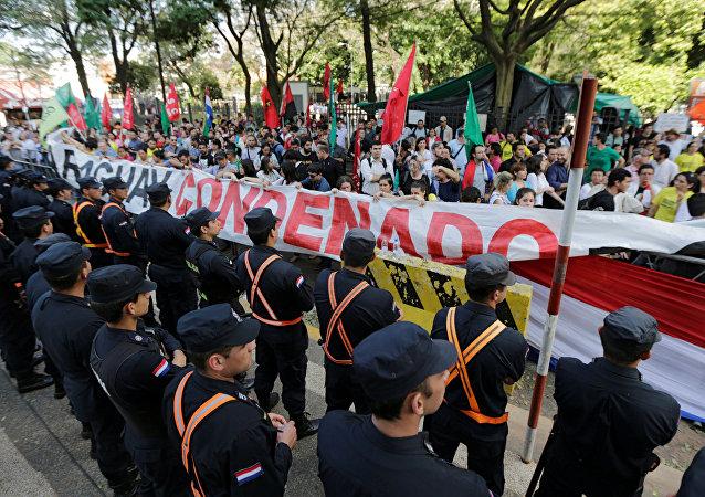 Sentencia de la masacre de Curuguaty es una bofetada para Paraguay