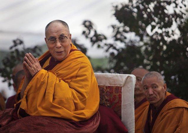Dalái Lama, el líder espiritual tibetano (archivo)