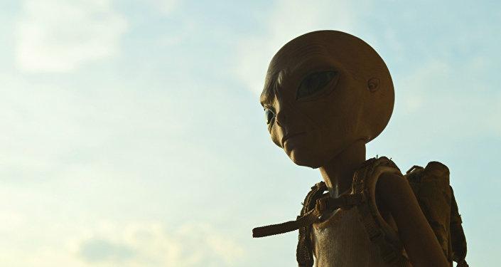 Un extraterrestre (imagen referencial)