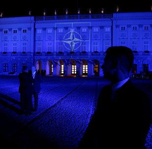 El lugar de la cumbre de la OTAN en Varsovia