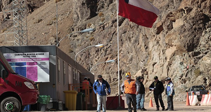 Barrick Gold intenta reflotar proyecto minero Pascua Lama