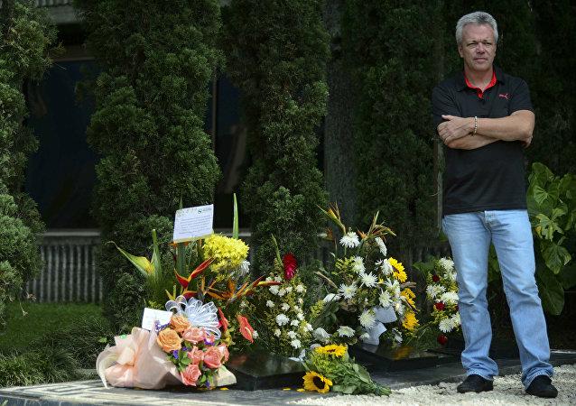 Jhon Jairo Velasquez, alias Popeye, asesino colombiano