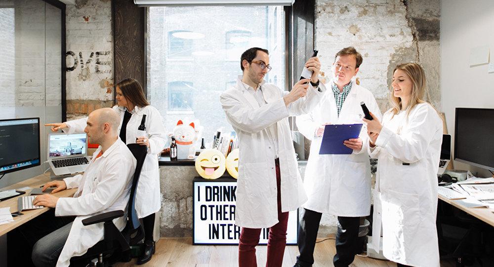Investigadores de IntelligentX