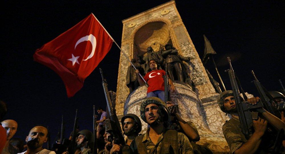 Situación en Estambul tras el intento del golpe de Estado (archivo)