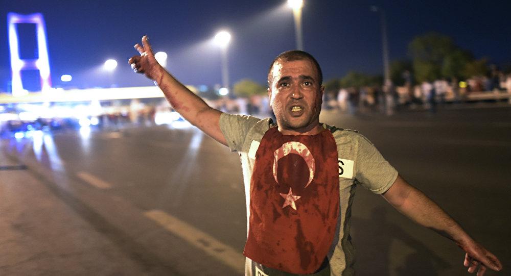 Situación en Turquía