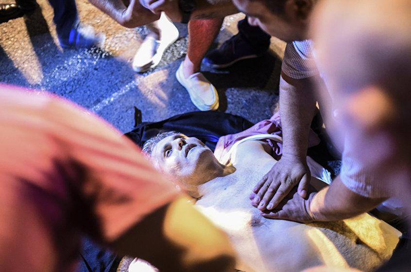 Un herido tras los enfrentamientos con la policía en el puente sobre el Bósforo