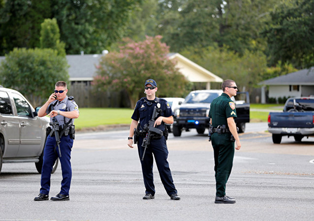 Los policías de Baton Rouge