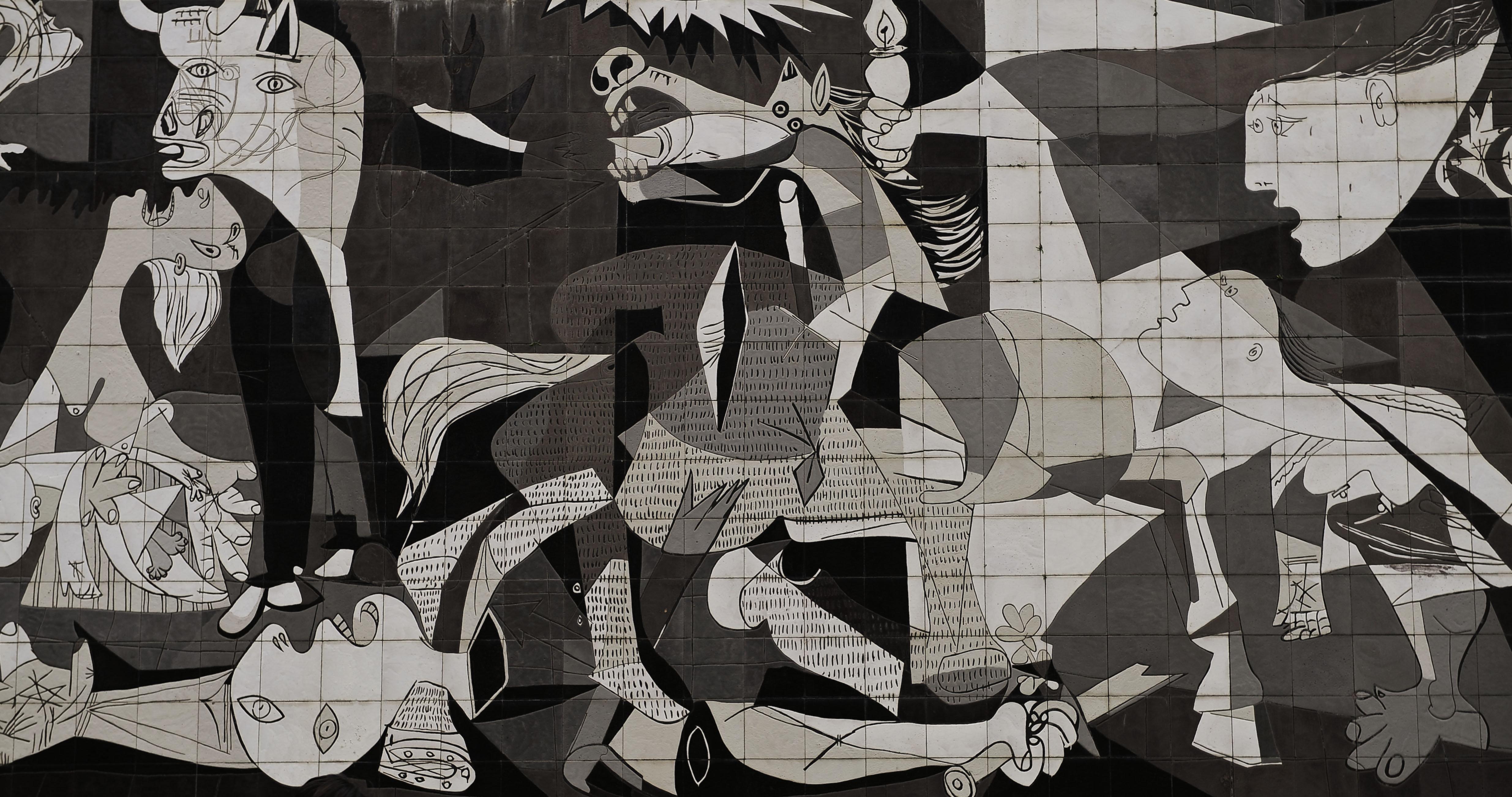 El cuadro 'Gernika' de Picasso