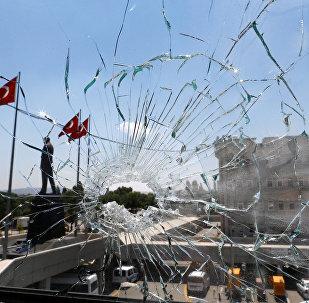 El golpe de Estado en Turquía (archivo)