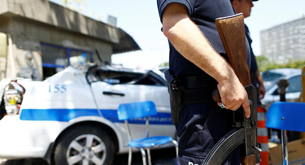 Policía turco (archivo)
