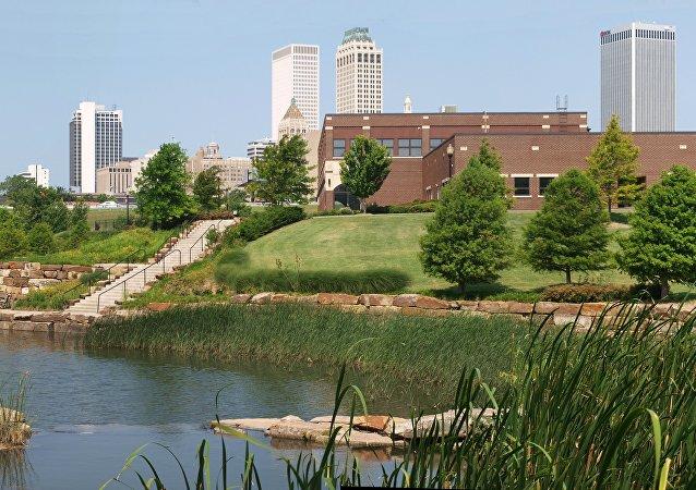 La ciudad de Tulsa. Archivo.
