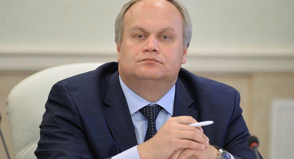 Yuri Nagórnij, ministro adjunto de Deporte de Rusia