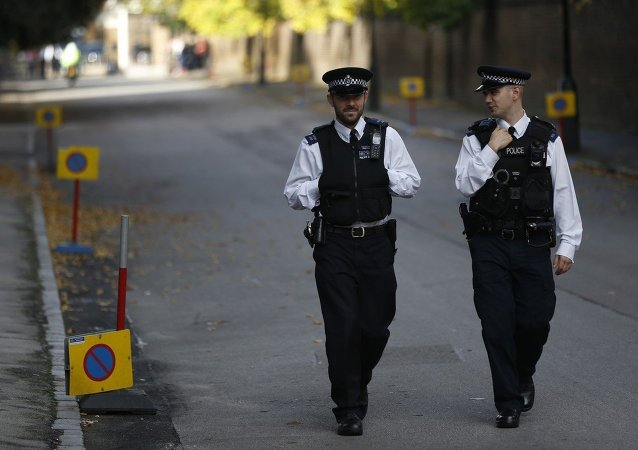 La policía de Reino Unido