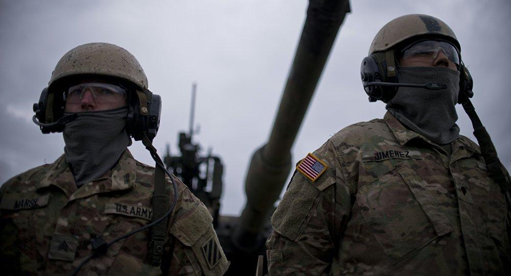 Los soldados de la OTAN