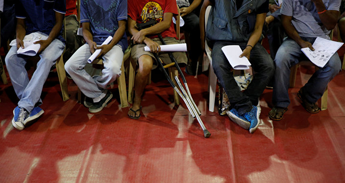 La lucha contra las drogas en Filipinas