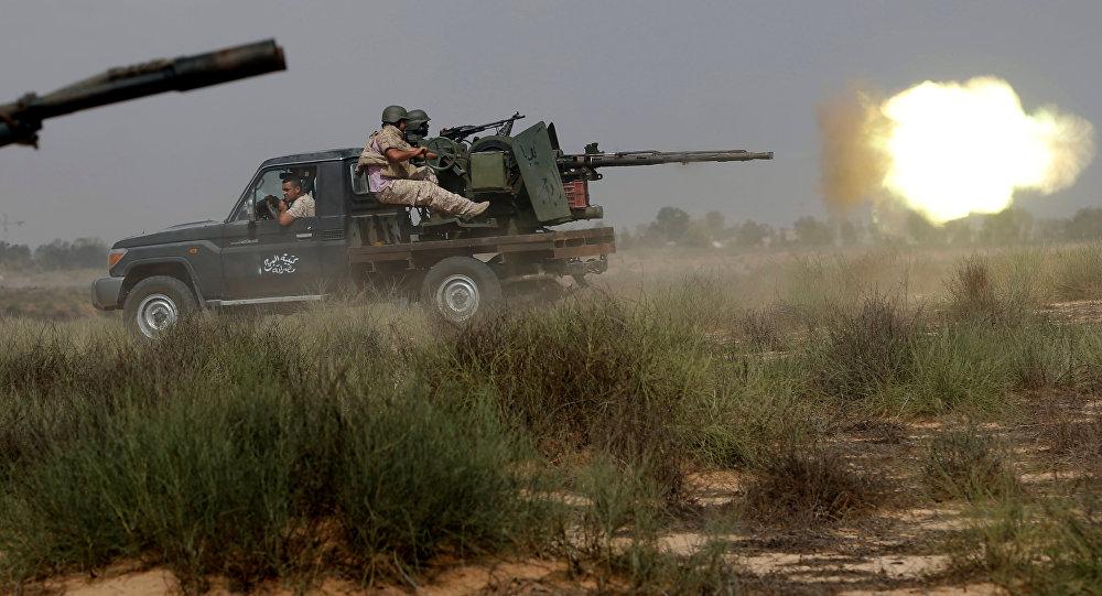 Las fuerzas armadas de Libia en lucha contra Daesh