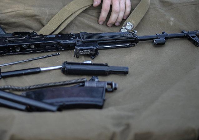 Fusil de asalto Kaláshnikov