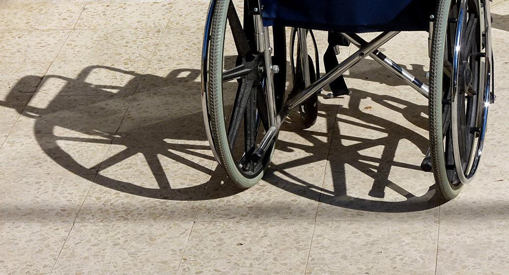 Silla de ruedas (imagen referencial)