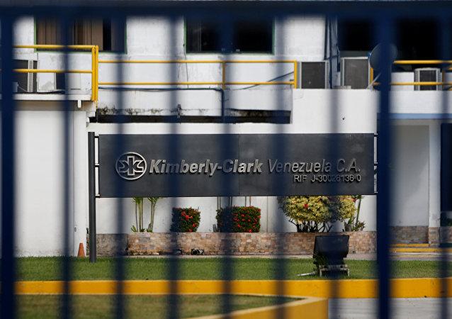 Sede de Kimberly-Clark en Venezuela